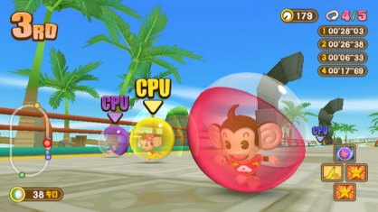 Super Monkey Ball Step & Roll an�lisis