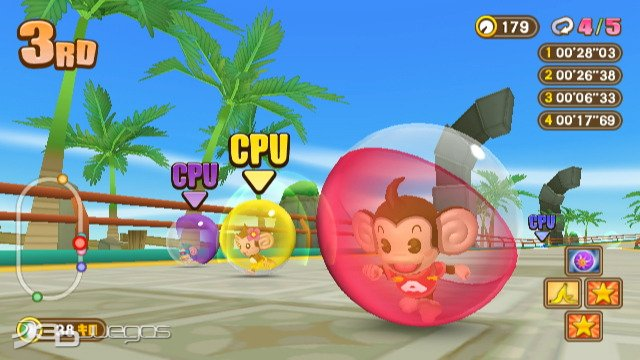Super Monkey Ball Step & Roll - An�lisis