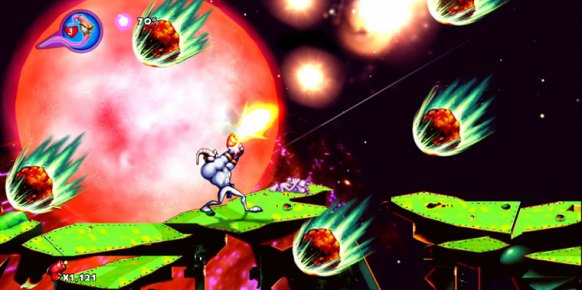 Earthworm Jim HD an�lisis