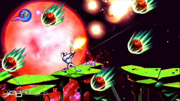 Earthworm Jim HD - An�lisis