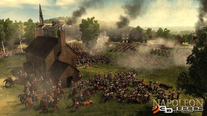 Napoleon Total War - Primer contacto