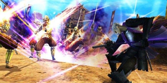 Sengoku BASARA Samurai Heroes (Nintendo Wii)