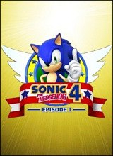 Car�tula oficial de Sonic 4: Episode 1 PC