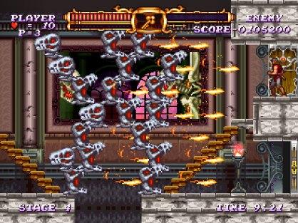 Castlevania ReBirth (Nintendo Wii)