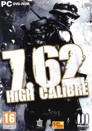 Car�tula oficial de 7.62 High Calibre PC