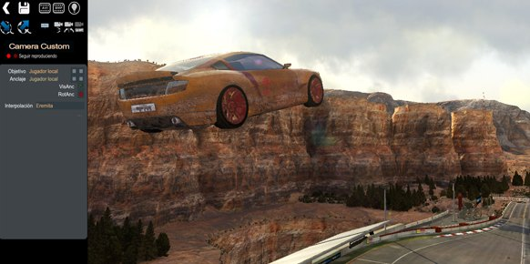 Trackmania 2 Canyon