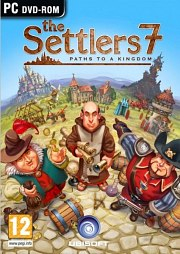 Car�tula oficial de The Settlers 7 PC
