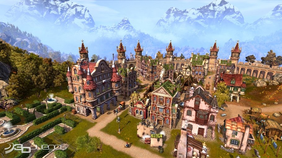 The Settlers 7 - An�lisis