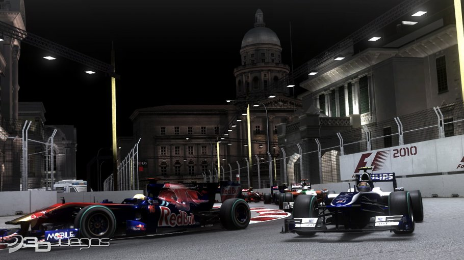 F1 2010 - Entrevista Stephen Hood - Diseñador jefe