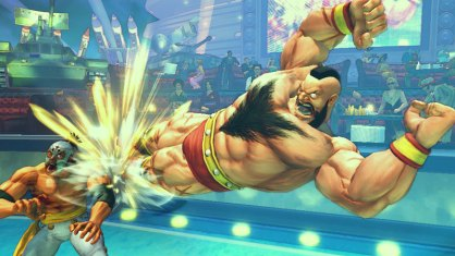 Super Street Fighter IV X360