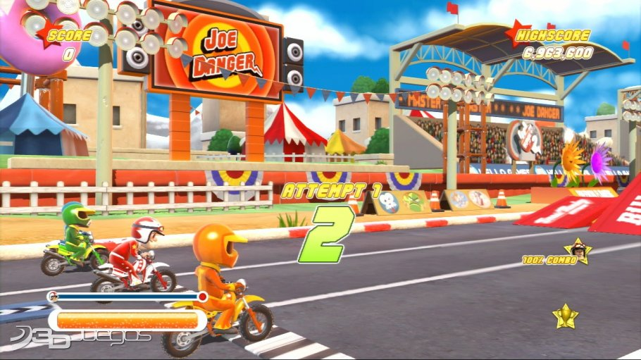 Joe Danger - An�lisis