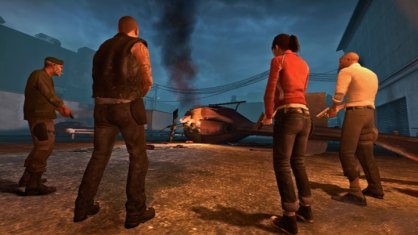 Left 4 Dead Crash Course an�lisis