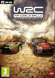 Car�tula oficial de WRC PC