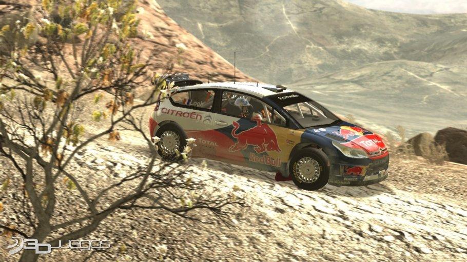 WRC - Primer contacto