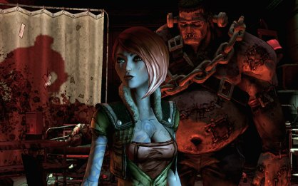 Borderlands: La Isla Zombie