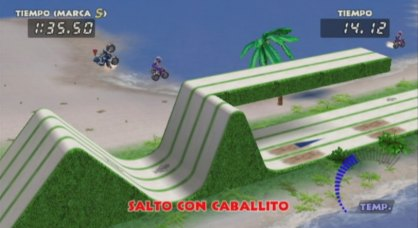Excitebike: World Challenge Wii