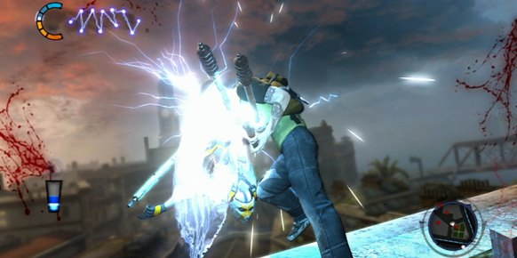 inFamous 2 (PlayStation 3)