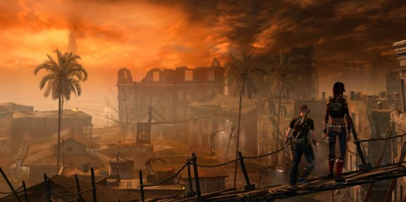 inFamous 2 an�lisis