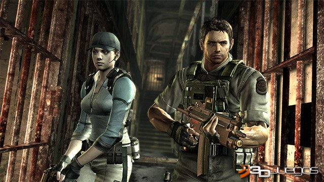 Resident Evil 5 Lost in Nightmares - An�lisis