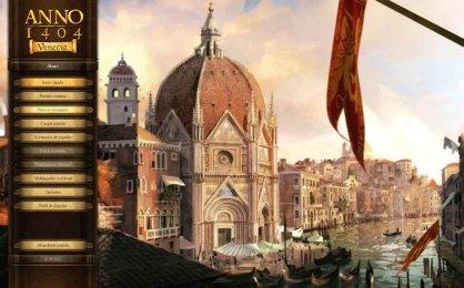Anno 1404 Venecia an�lisis