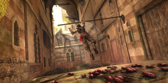 Prince of Persia Arenas Olvidadas