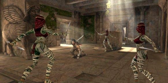 Prince of Persia Arenas Olvidadas: Impresiones jugables