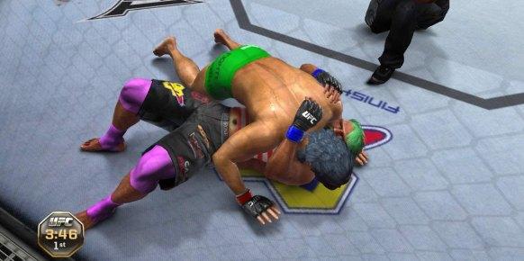 UFC 2010 Undisputed an�lisis