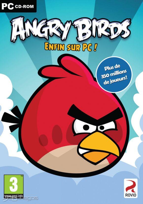Car�tula de Angry Birds
