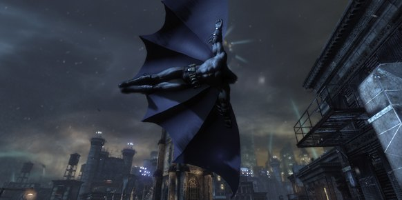 Batman Arkham City (PC)