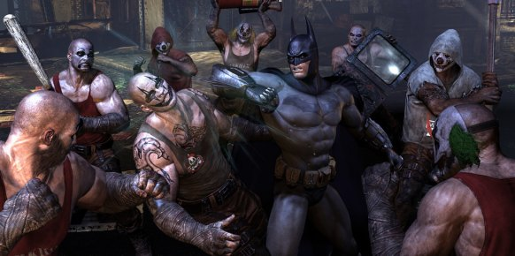 Batman: Arkham City X360