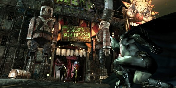 Batman Arkham City PC