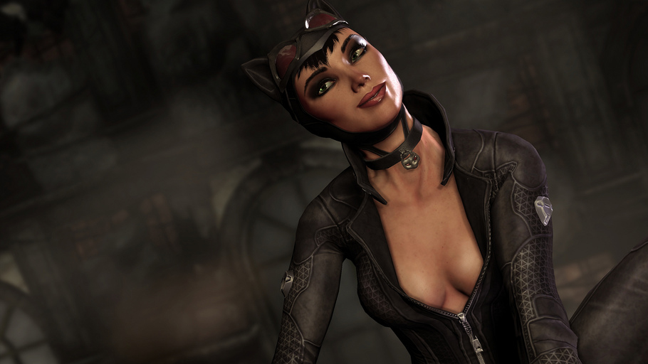 Batman Arkham City - An�lisis