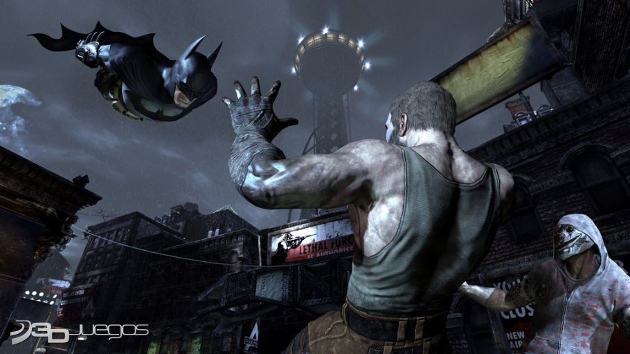Batman Arkham City - Impresiones
