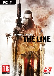 Car�tula oficial de Spec Ops: The Line PC