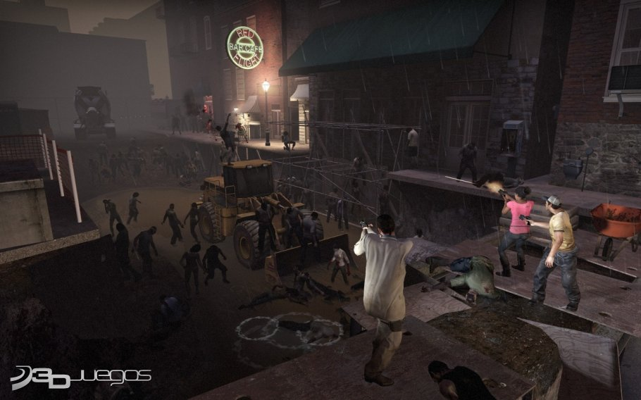 Зеркало shareflare.net. Скачать: Left 4 Dead 2: The Passing. Скачать одни