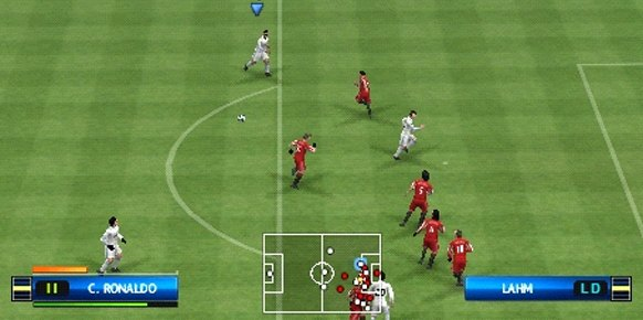 PES 2011 (PSP)