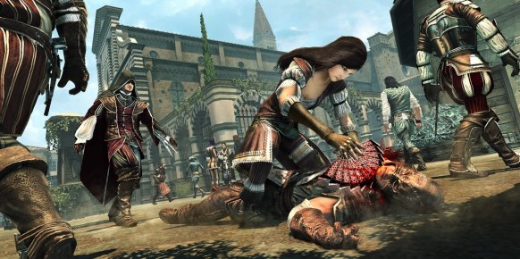 Assassin�s Creed La Hermandad: Impresiones Gamescom 2010