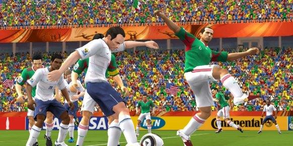2010 FIFA World Cup (Nintendo Wii)