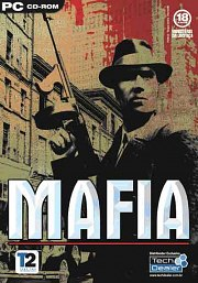 Car�tula oficial de Mafia PC