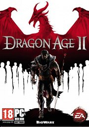 Car�tula oficial de Dragon Age II PC