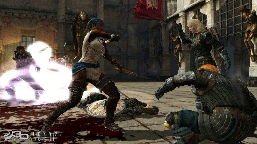 Dragon Age II - Impresiones Jugables