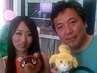 Animal Crossing: New Leaf Entrevista: Aya Kiogoku y Katsuya Eguchi