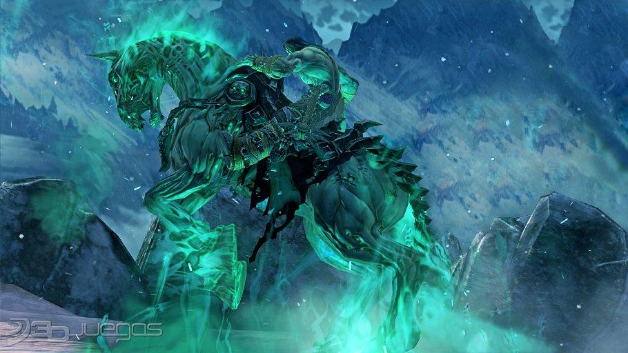 Darksiders II - Impresiones Pre-E3