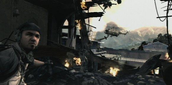 Modern Warfare 3 (Nintendo Wii)