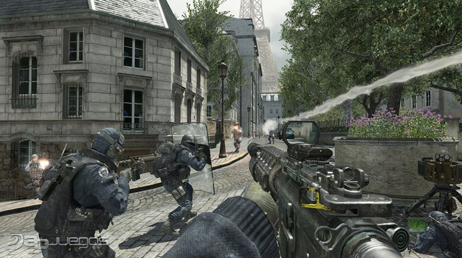 Modern Warfare 3 - Impresiones Gamefest