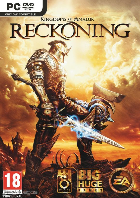 Carátula de Kingdoms of Amalur: Reckoning