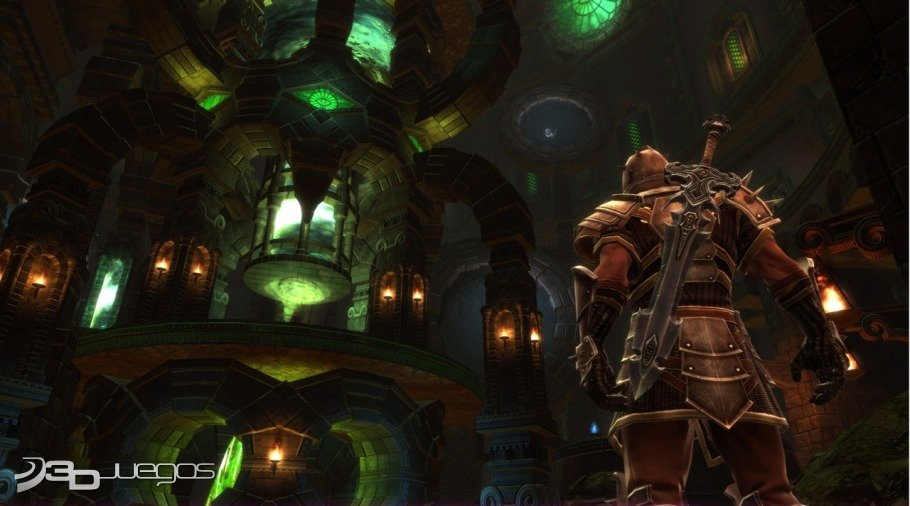 Kingdoms of Amalur Reckoning - Primer contacto