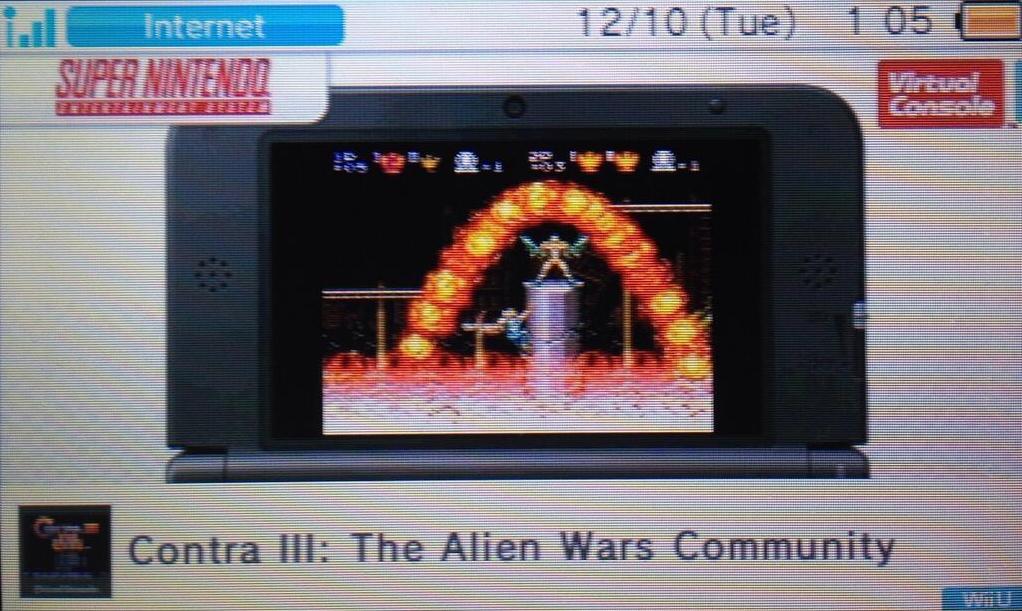 Los clásicos de Super NES podrían estrenarse próximamente en Nintendo 3DS Nintendo_3ds-2424468