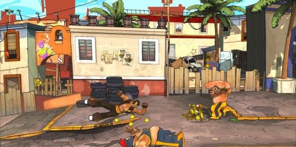 Lucha Fury (Xbox 360)