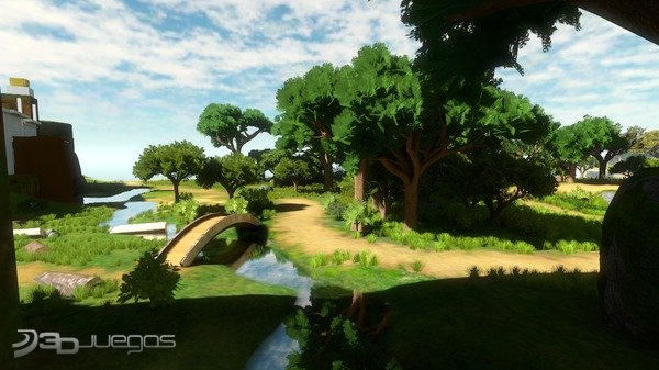 The Witness - Primer contacto